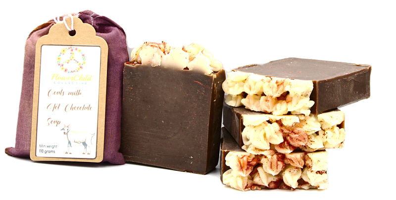 Goats milk and Hot Chocolate Soap
