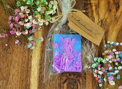 Flower Fairies, Lavender and Sweet Orange Glycerin soap