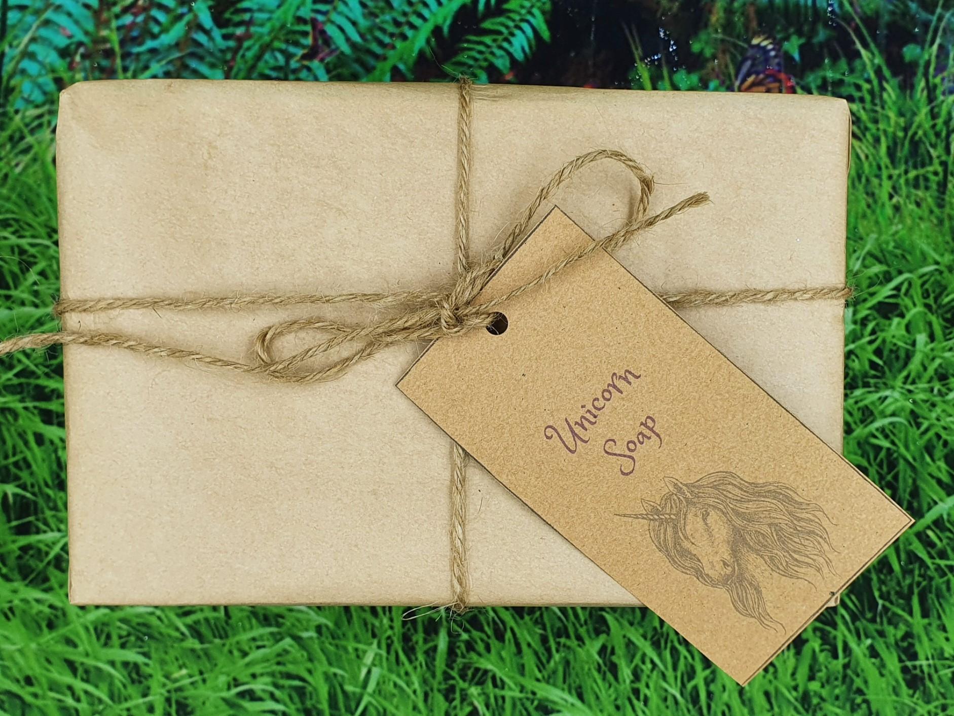 Unicorn Soap Gift Box