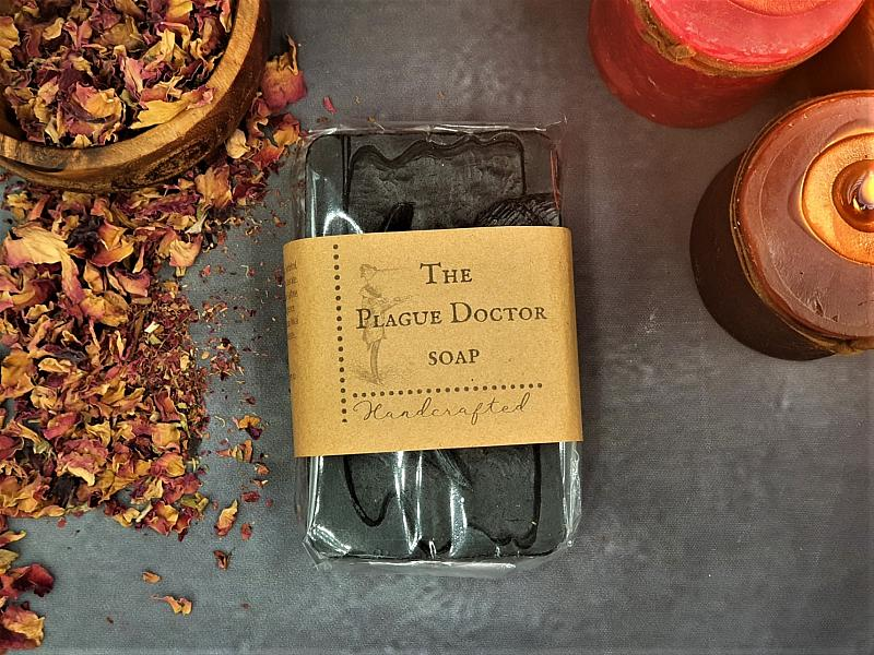 The Plague Doctor soap