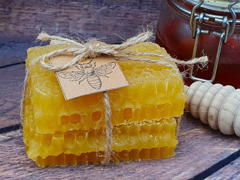Honeycomb Glycerin Soap