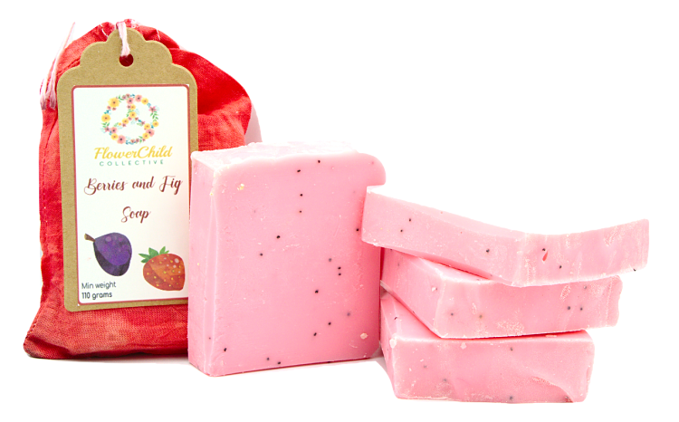 Berries and Fig Soap