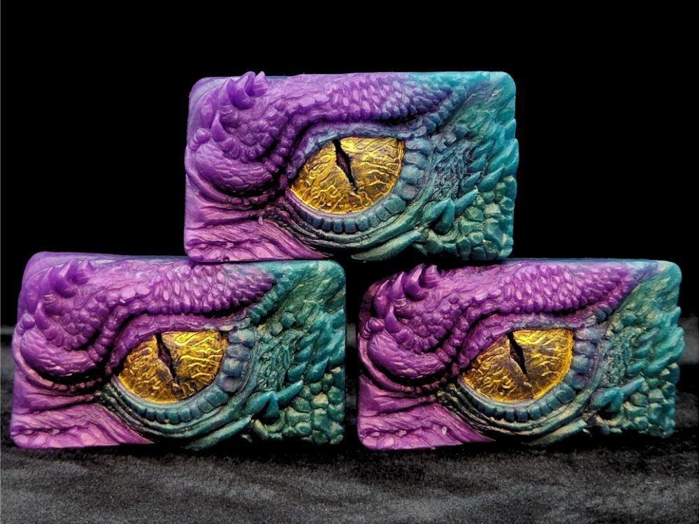 Dragons eye Glycerin soap